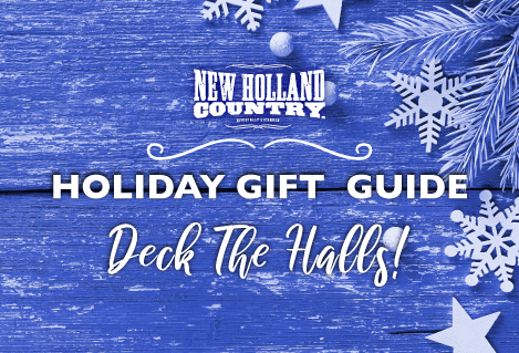 Shop the New Holland Holiday Gift Guide