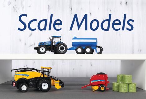 Shop Scale Models